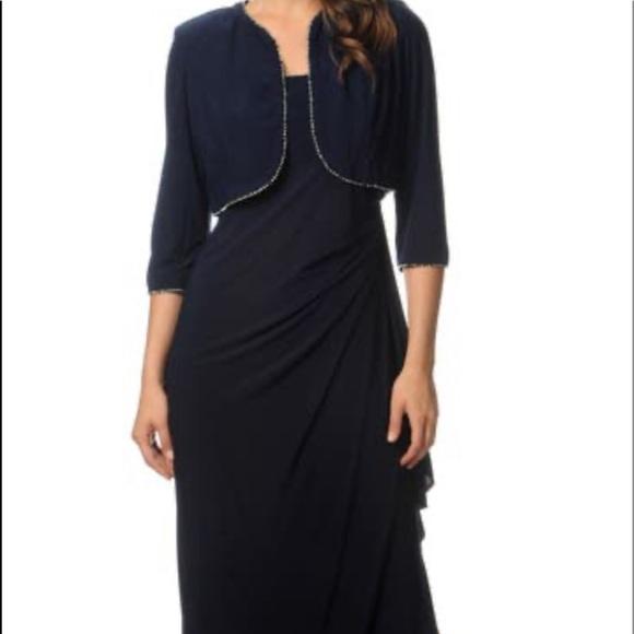 R&M Richards Dresses & Skirts - R&M Richards Formal Dress